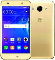Смартфон Huawei Y3 Gold 1/8Gb 4G+защитное стекло в подарок