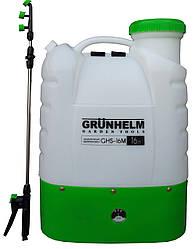 Опрыскиватель электрический аккумуляторный GRUNHELM GHS-16M