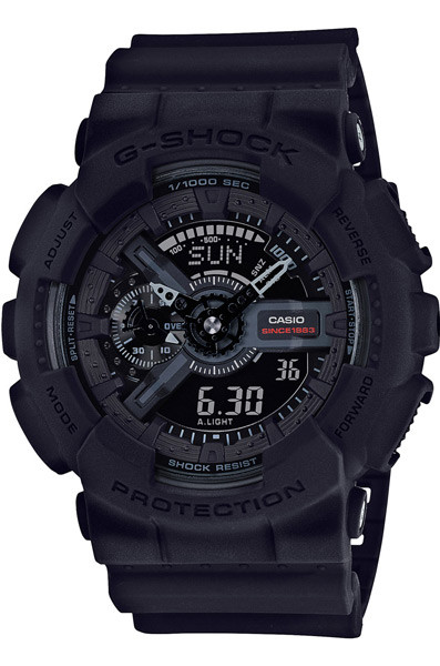 Часы Casio G-Shock GA-135A-1A 35th Anniversary