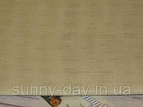 Тканина рівномірного плетіння Permin 076/94 White Chocolate/Білий шоколад, 28 каунт