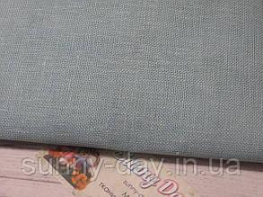 Тканина рівномірного плетіння Permin 076/303 Touch of Blue/Дотик блакитного, 28 каунт
