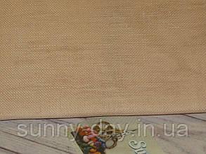 Тканина рівномірного плетіння Permin 076/304 Touch of Peach/Дотик персикового, 28 каунт