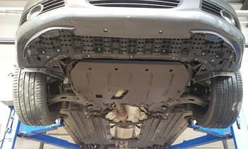 Защита КПП и Двигателя Акура МДХ 2 (Acura MDX II) 2007-2013 г (металлическая) 2.0