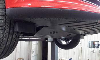Защита КПП и Двигателя Акура МДХ 3 (Acura MDX III) 2014 - ... г (металлическая)