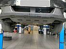 Защита двигателя и радиатора на БМВ 5 Ф10/Ф11 (BMW 5 F10/F11) 2010-2016 г (металлическая/бензин), фото 2
