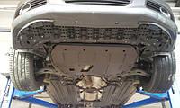 Защита КПП и Двигателя Шевроле Авео Т300 (Chevrolet Aveo T300) 2012 - ... г (металлическая)
