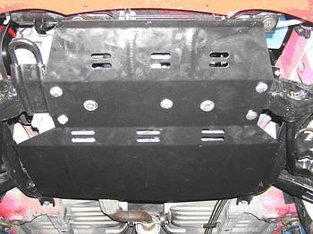 Защита КПП и Двигателя Ситроен Берлинго 2 (Citroen Berlingo II) 2008 - ... г (металлическая)