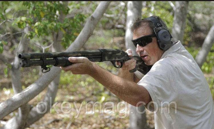 Тактические очки ESS Crossbow с 3 линзами и защитой UV400