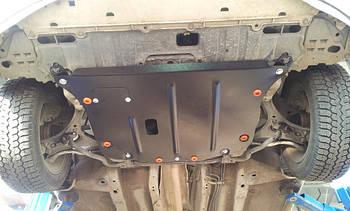 Защита КПП и Двигателя КИА Каренс (KIA Carens) 1999-2002 г (металлическая)