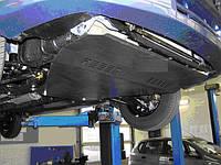 Защита КПП и Двигателя Лексус ЛХ 2 (Lexus LX II) 1998-2007 г (металлическая)