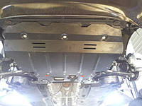 Защита КПП и Двигателя Лексус РХ 2 (Lexus RX II) 2003-2008 г (металлическая/3.3)