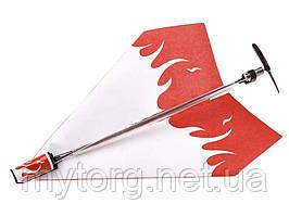 Самолет с электроприводом Собери сам бумажный