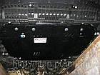 Защита КПП и Двигателя Ниссан НВ 200 (Nissan NV200) 2009 - ... г (металлическая), фото 3