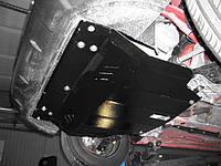 Защита КПП и Двигателя Рено Гранд Сценик 2 (Renault Grand Scenic II) 2003-2009 г (металлическая)