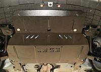 Защита под радиатор, двигателя и КПП на Рено Трафик 3 (Renault Trafic III) 2014 - ... г (металлическая)