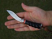 Нож коллекционный Дамаск Кукри карманный, фото 1