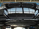 Защита под радиатор и двигателя на Субару Форестер (Subaru Forester) 1997-2002 г (металлическая), фото 2