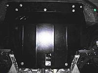 Защита дифференциала на Субару Аутбек 3 (Subaru Outback III) 2003-2009 г (металлическая/3.0)