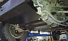 Защита КПП и Двигателя Тойота Приус 3 (Toyota Prius III) 2009-2015 г (металлическая), фото 6
