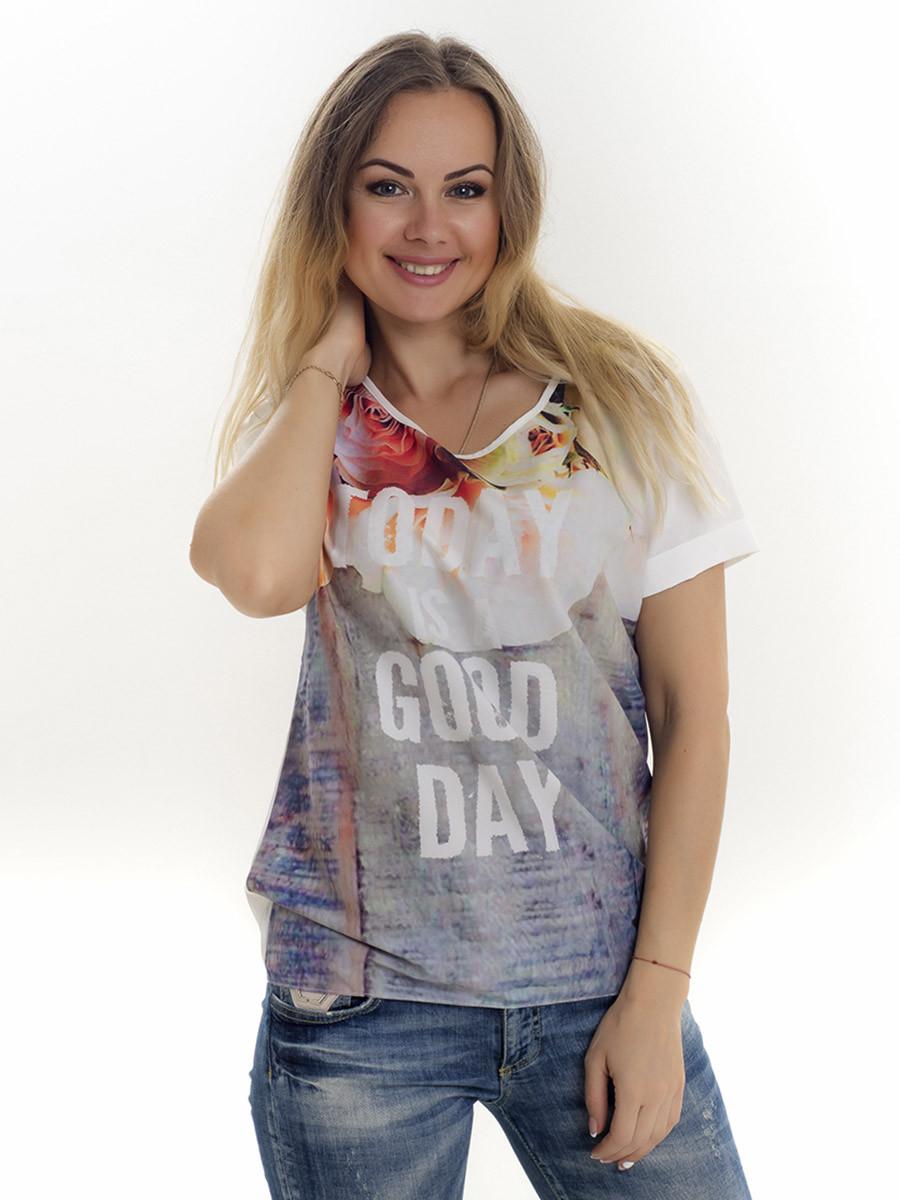 Женская футболка FS27, фото 1
