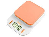 Весы 109, 10кг (1г), температура  Оранжевый
