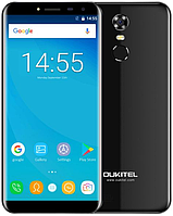 "OUKITEL C8 black 2/16 Gb, 5.5"", MT6580A, 3G, фото 1"