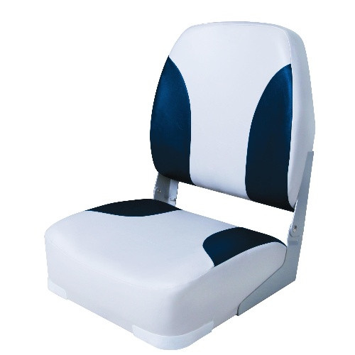 Складное сиденье с высокой спинкой для лодки Newstar 75101GB