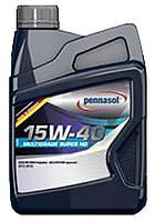 Pennasol Multigrade Super HD 15W-40 1л