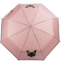 Складной зонт ArtRain Зонт женский механический компактный облегченный ART RAIN (АРТ РЕЙН) ZAR3511-4