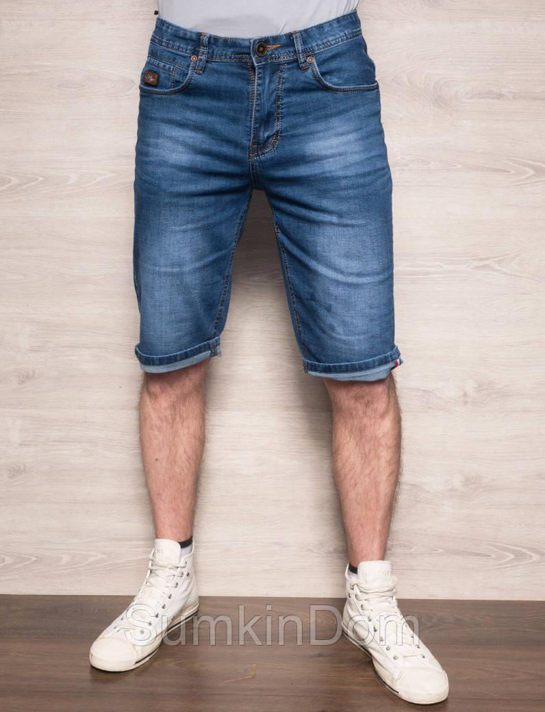 Шорты джинсовые мужские батал ( 8008 Dsouaviet )