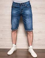 Шорты джинсовые мужские батал ( 8008 Dsouaviet ), фото 1