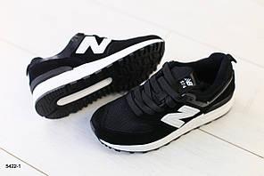 Женские кроссовки, из натуральной замши сеточка 37