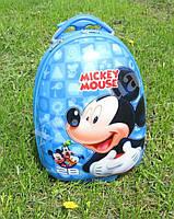 """Детский чемодан 16"""" на колесах Mickey Mouse, фото 1"""