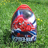 "Детский чемодан 16"" на колесах Spider-Man (Спайдер), фото 1"