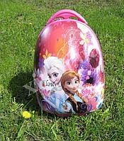 "Детский чемодан 16"" на колесах Frozen (Фрозен)"