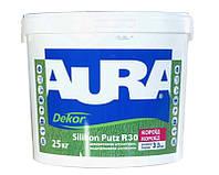 Штукатурка Aura Dekor Silikon Putz R30, 25 кг