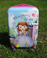 "Детский чемодан 20"" на 4 колесах Sofia, фото 1"