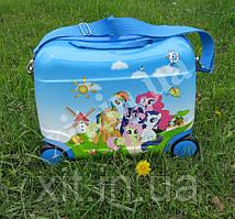 Детский чемодан каталка My little pony. Чемодан каталка детский. Детские чемоданы каталки Пони.
