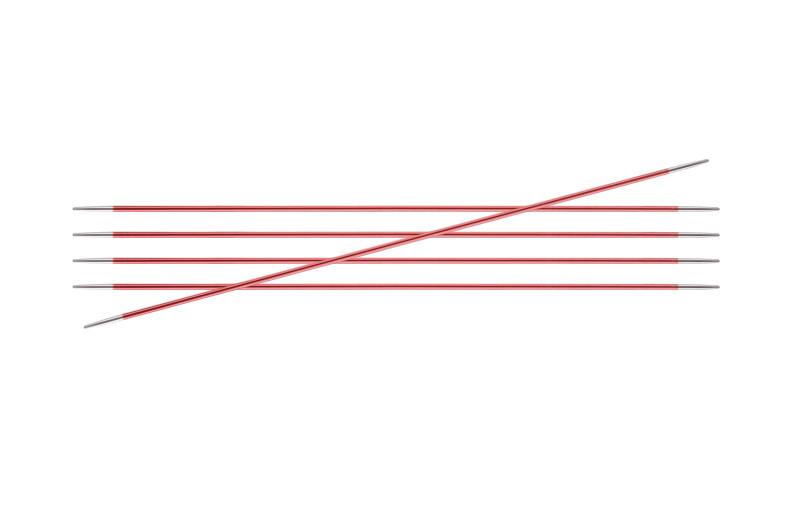 Спицы носочные  2.0 мм- 15 см Zing KnitPro
