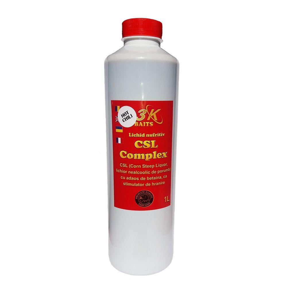 """Ликер 3-K Baits кукурузный """"CSL Complex+Betaine"""" 1000мл"""