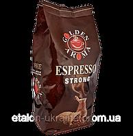 Кава Golden Aroma Espresso Strong зерно