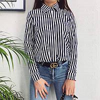 Женская модная блузка  БХ348, фото 1