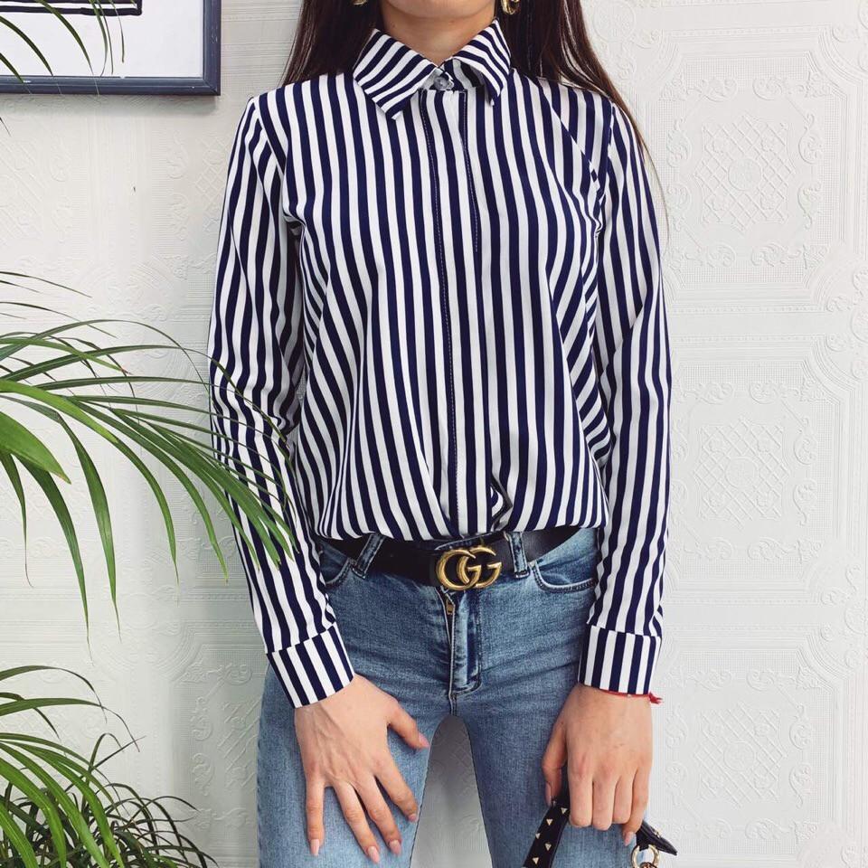 Женская модная блузка  БХ348