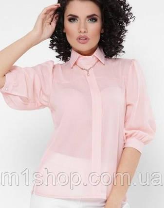 Женская блузка под горло (Arya fup), фото 2