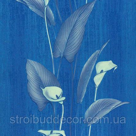Обои Бумажные акриловые 0,53*10,05 Слобожанские  крупный рисунок