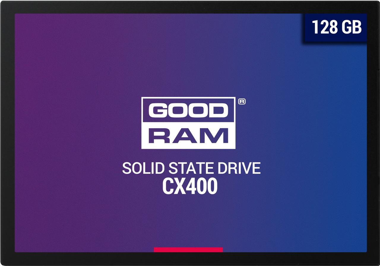 "Накопитель SSD 2.5"" 128GB GOODRAM (SSDPR-CX400-128), Гарантия 36мес"