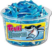 Жевательный мармелад Trolli Акулы 1,2 кг. Германия Тролли Акулы