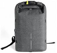 Городской рюкзак XD Design Bobby Urban anti-theft backpack P705.642 на 27 л серый