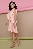 Летнее платье с воланами Шейла б/р