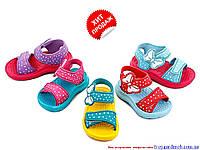 Яркие босоножки для девочки р18-20 (3066-00)